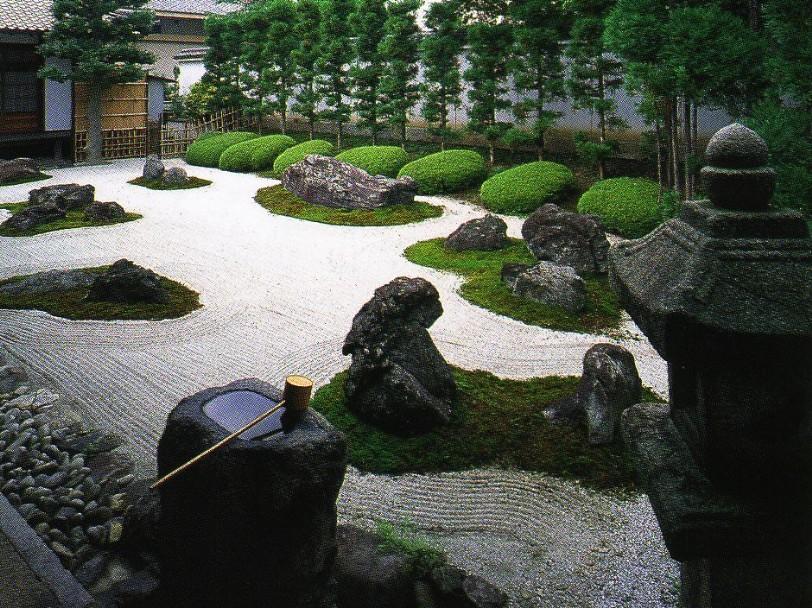Giardino Zen Architettura : Il giardino giapponese