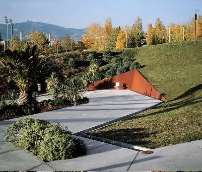 Parco tejo e trancao orto botanico a barcellona for Bar jardin barcelona